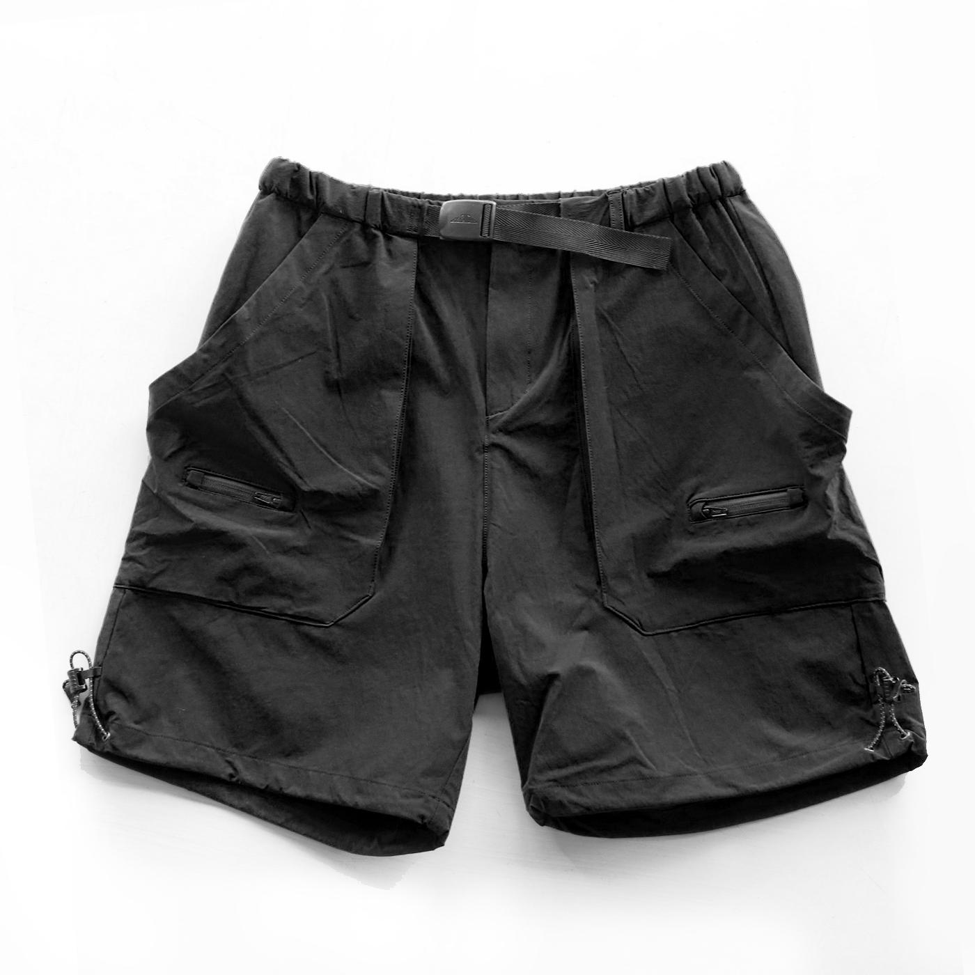 product: MS ストレッチショーツ / color: BLACK 1