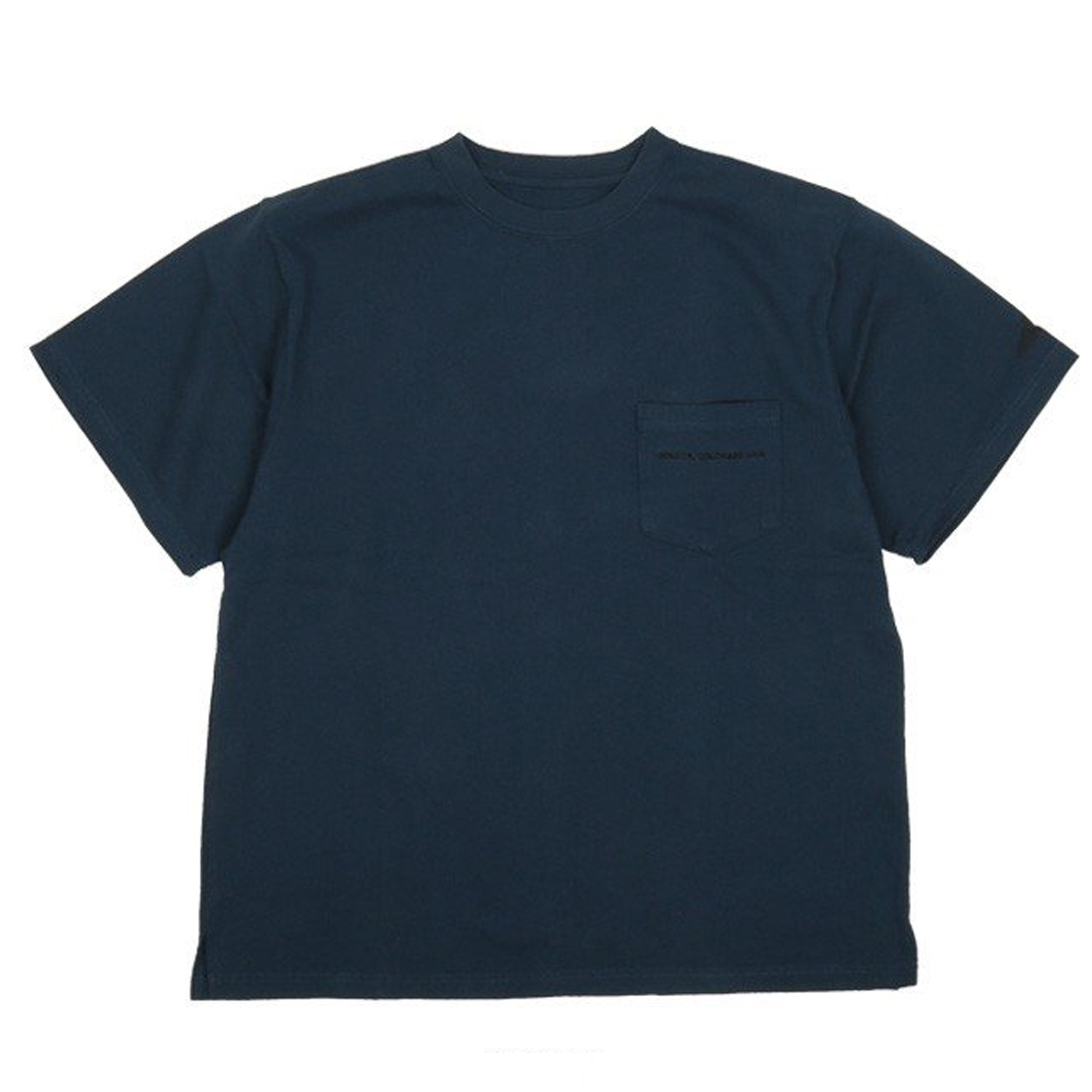 product: POCKET EMBRO T / color: NAVY 1