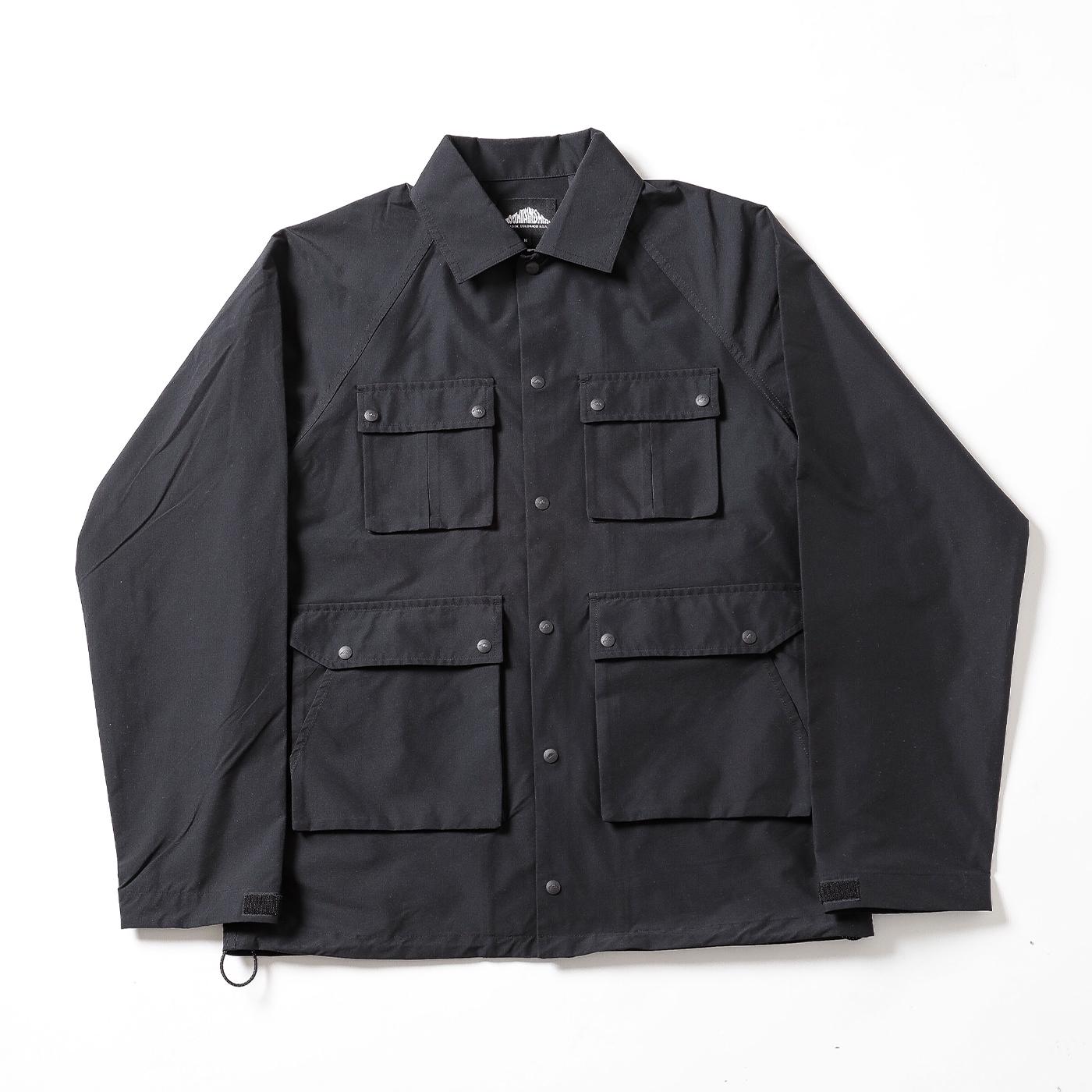 product: Delta Jacket / color: BLACK 1