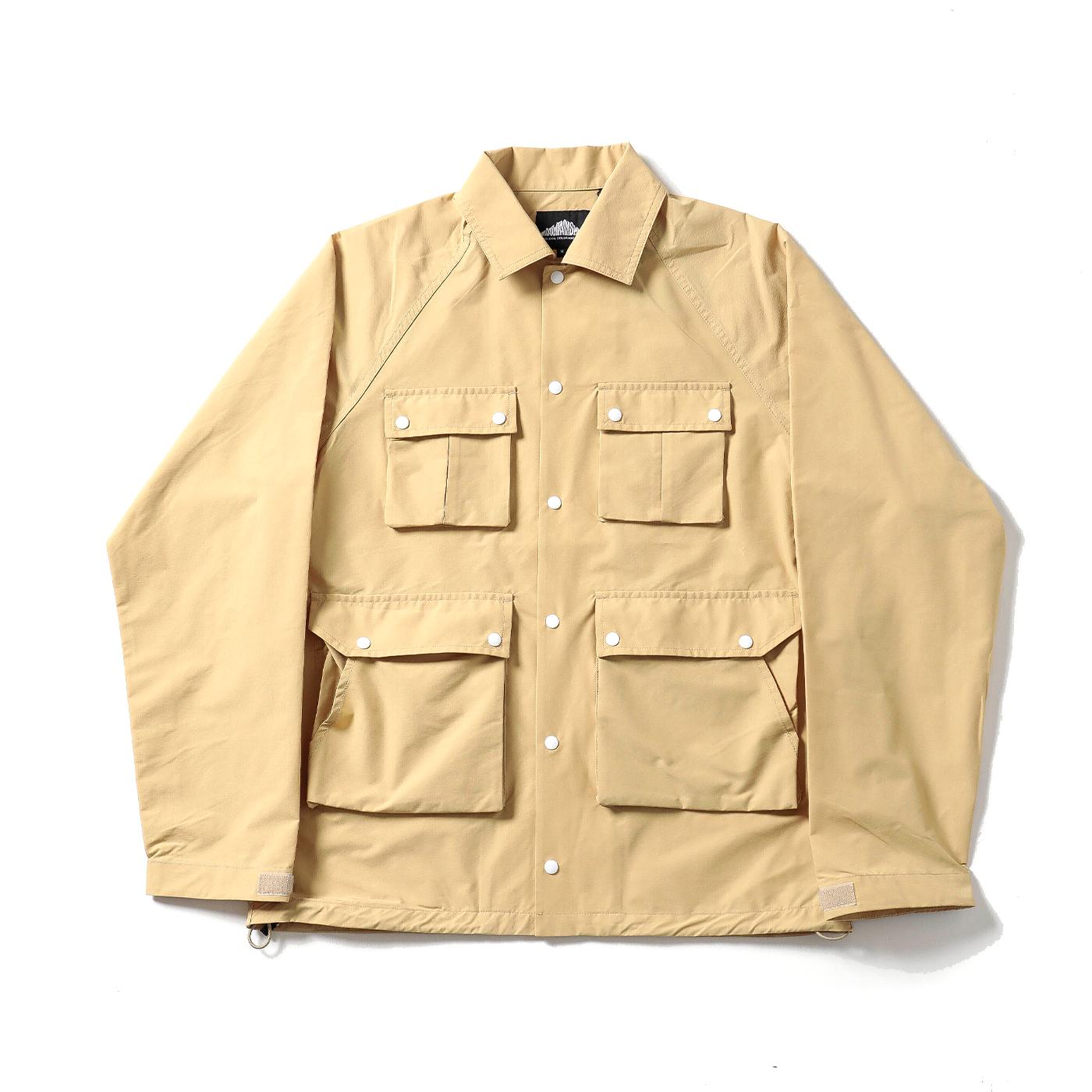 product: Delta Jacket / color: BEIGE 1