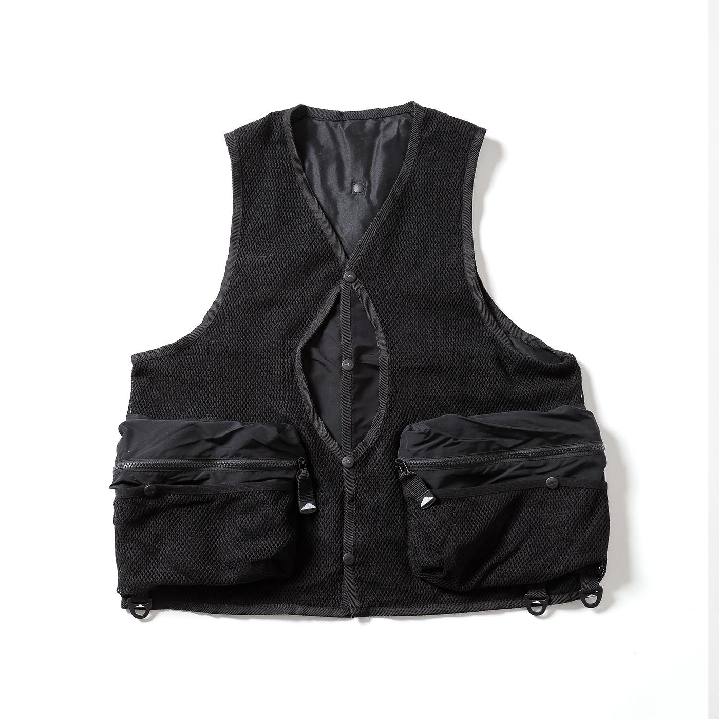 product: Jackson Reversible Vest / color: BLACK 2