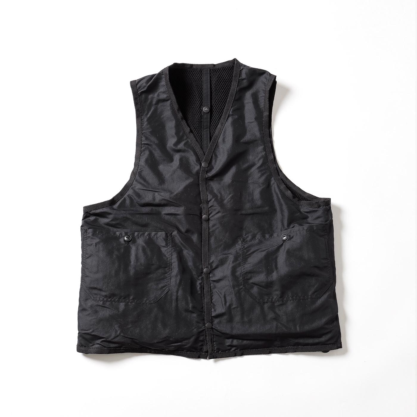 product: Jackson Reversible Vest / color: BLACK 1