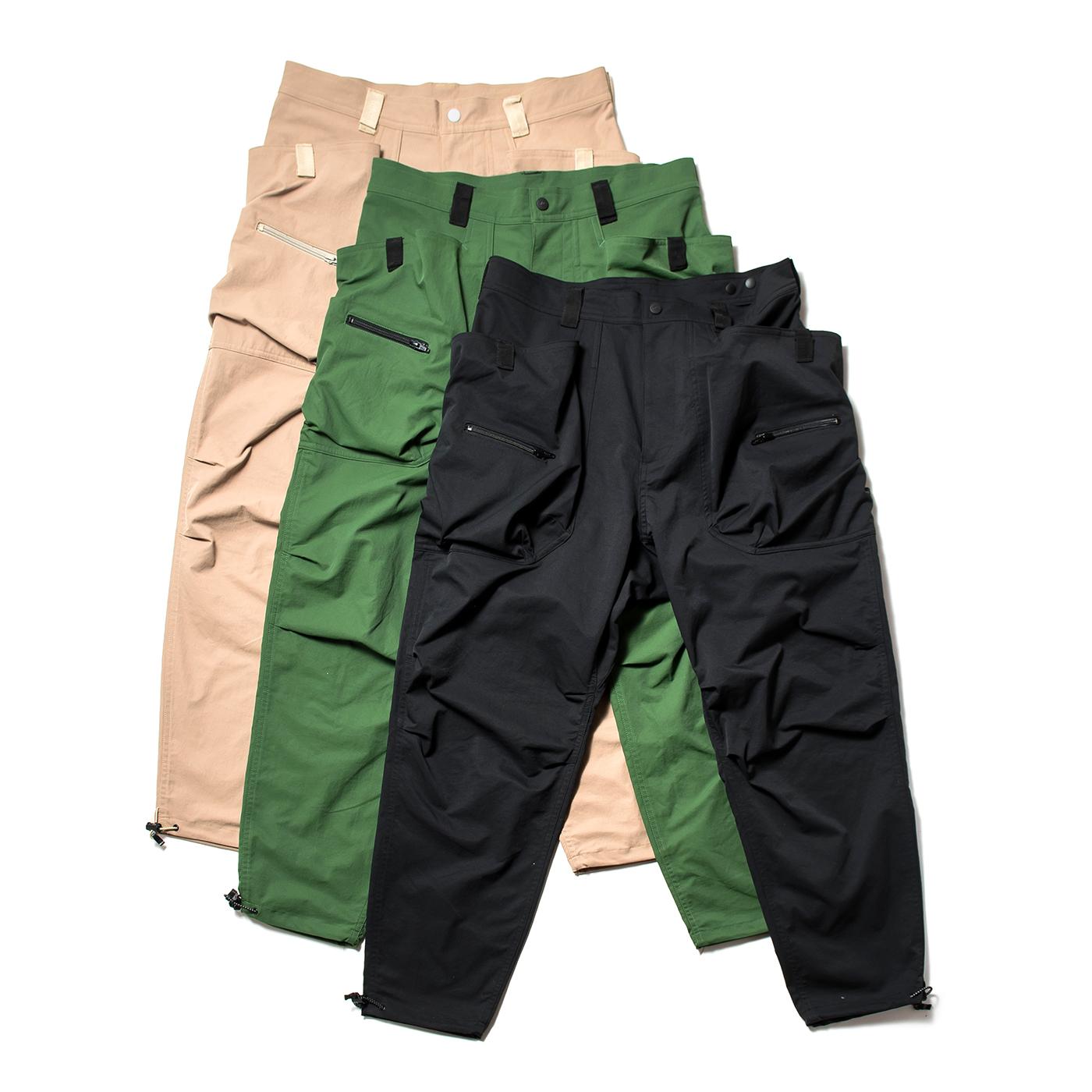 product: Garfield Pants / color: KHAKI 3