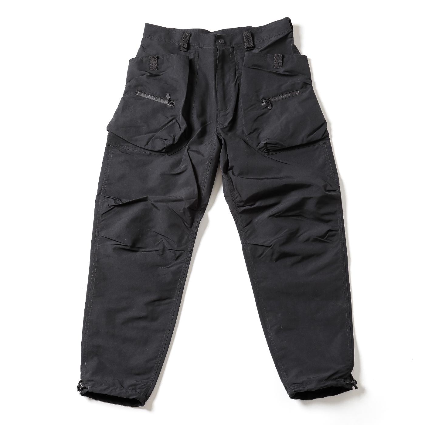 product: Garfield Pants Light / color:  BLACK 1
