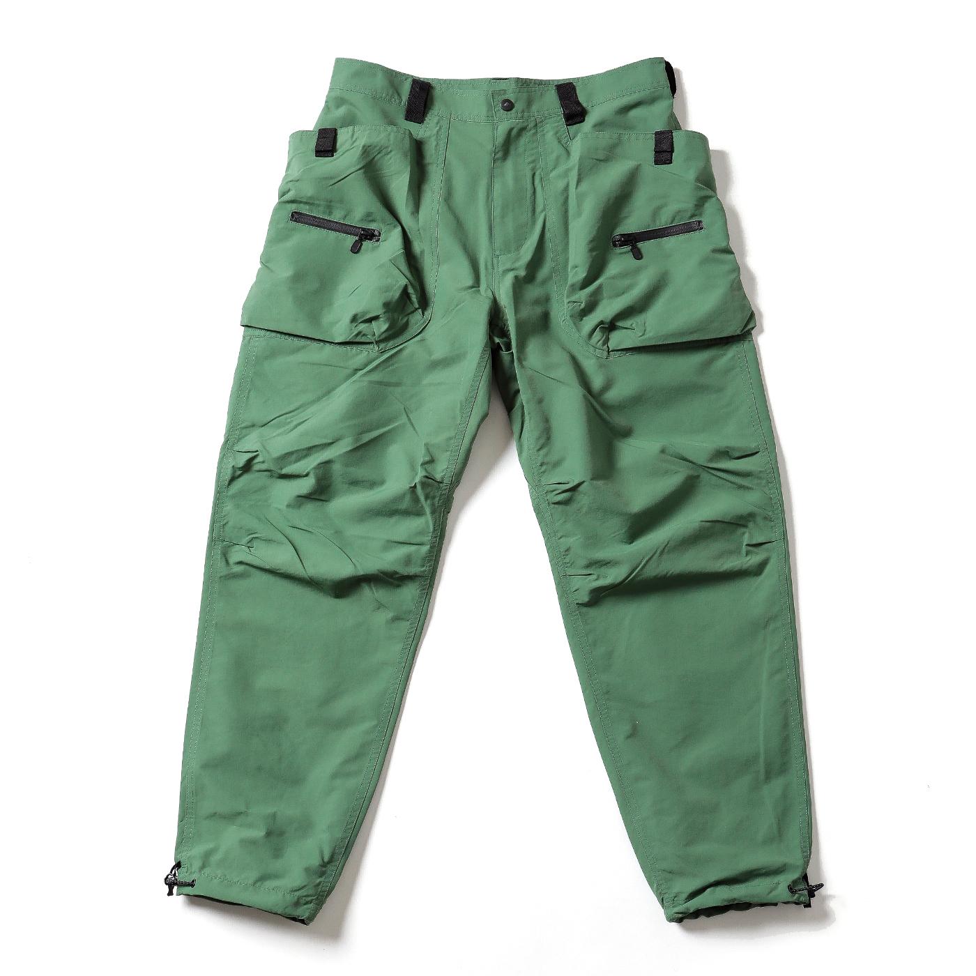 product: Garfield Pants Light / color: KHAKI 1