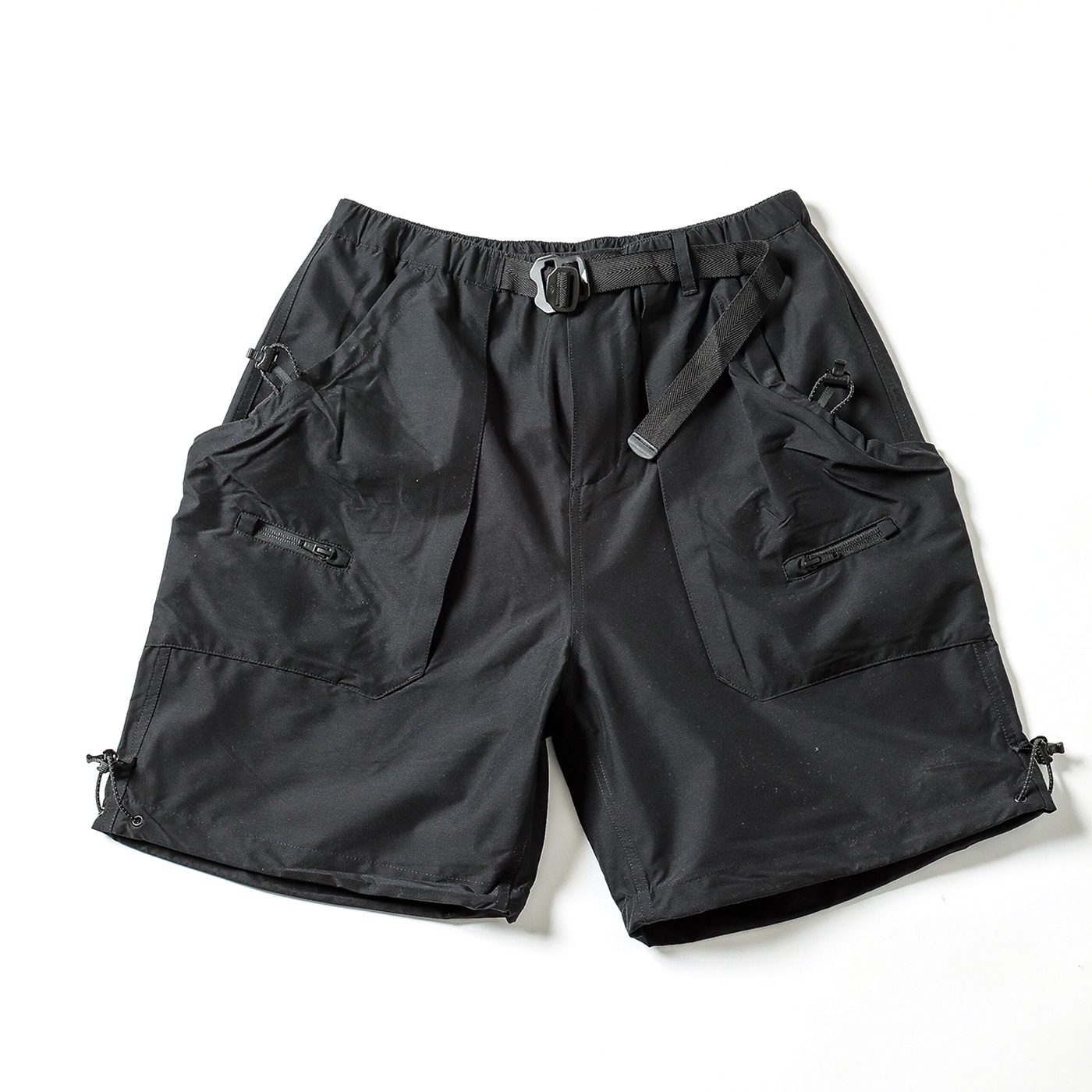product: Garfield Shorts / color: BLACK 1