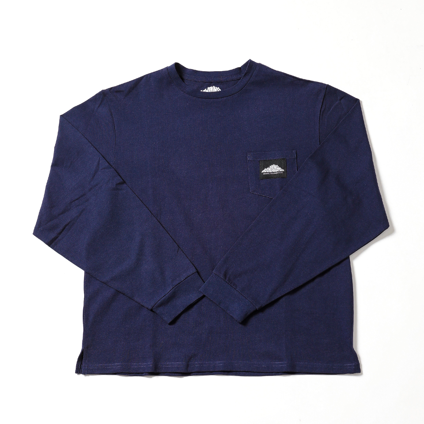 product: MS EMBRO LS / color: NAVY 1