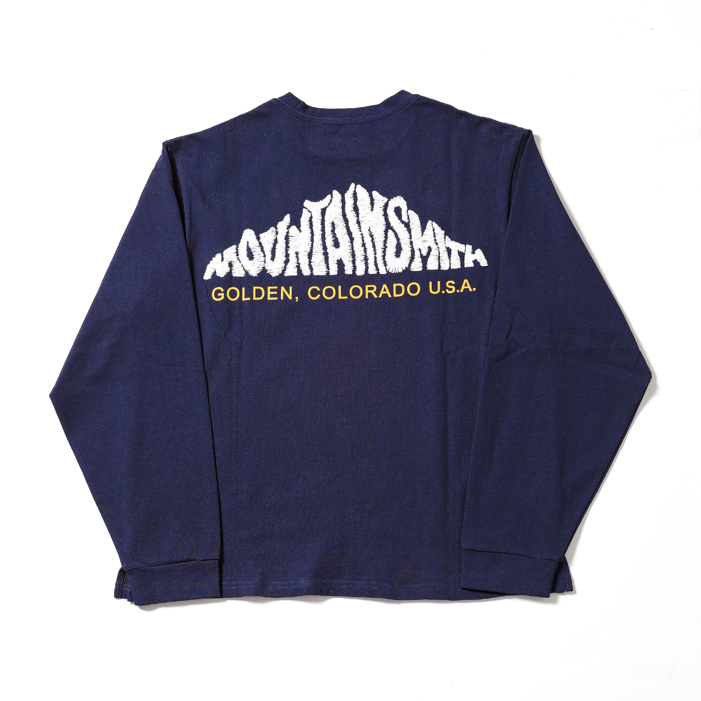 product: MS EMBRO LS / color: NAVY 2