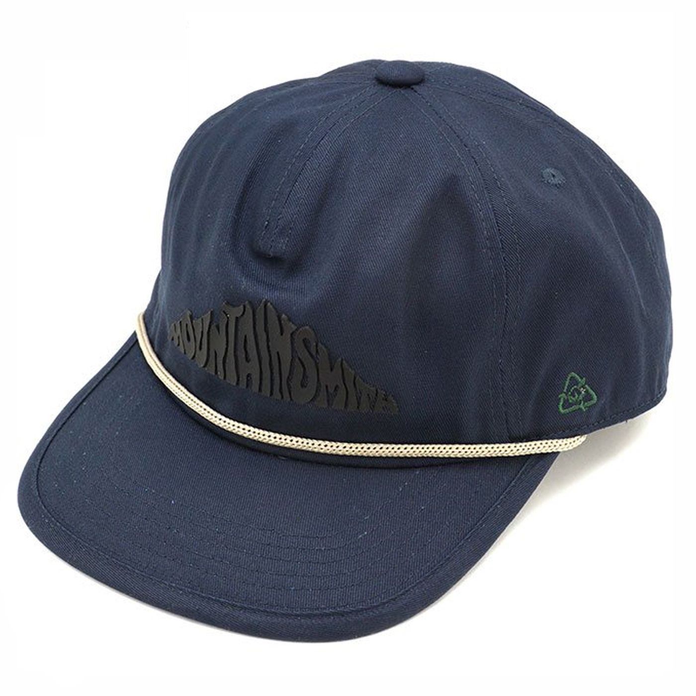 product: MS RECYCLED COTTON Golden CAP / color: NAVY 1
