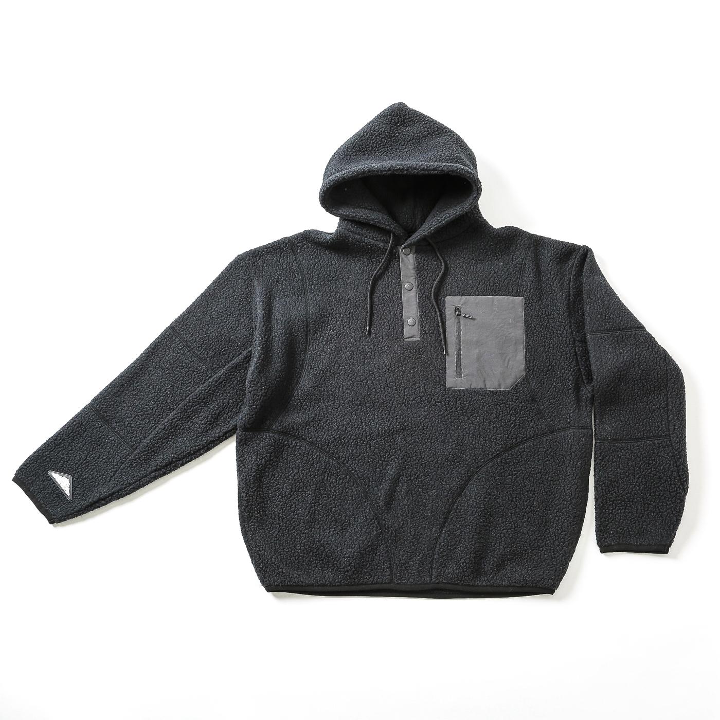 product: POLARTEC Longmont / color: BLACK 1