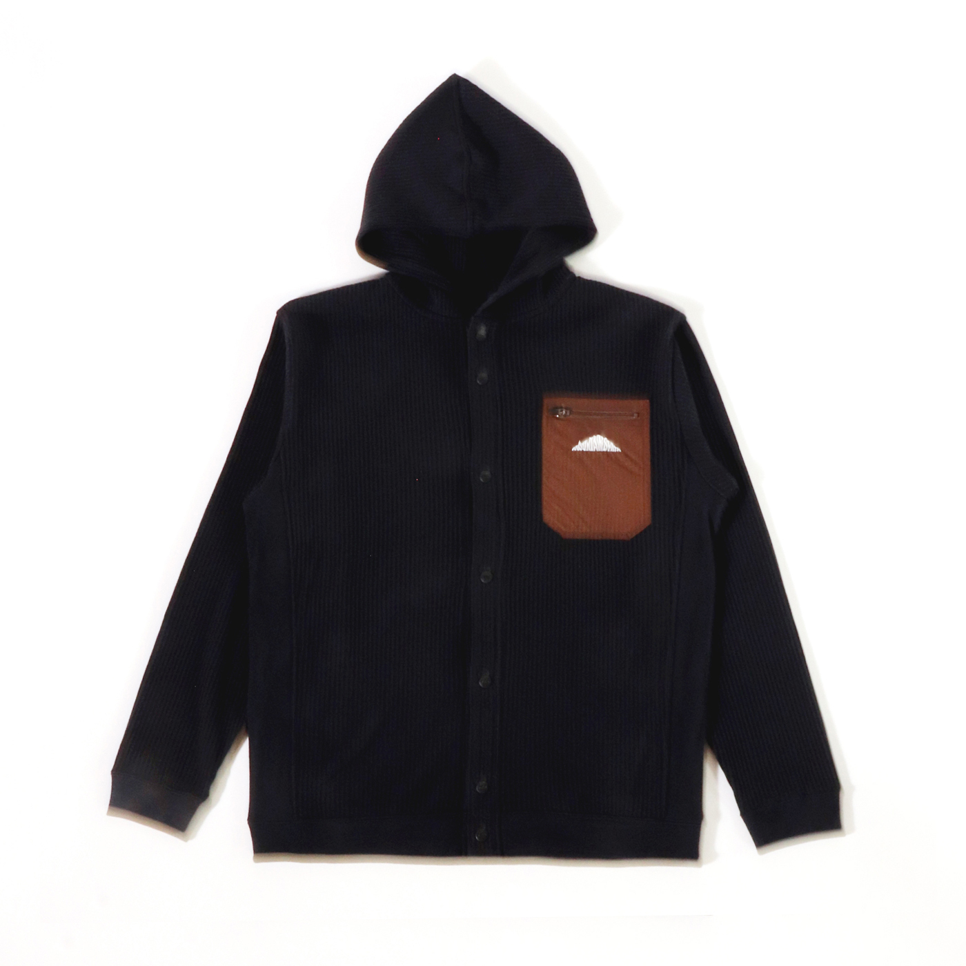 product: Hamilton Hooded / color: BLACK 1