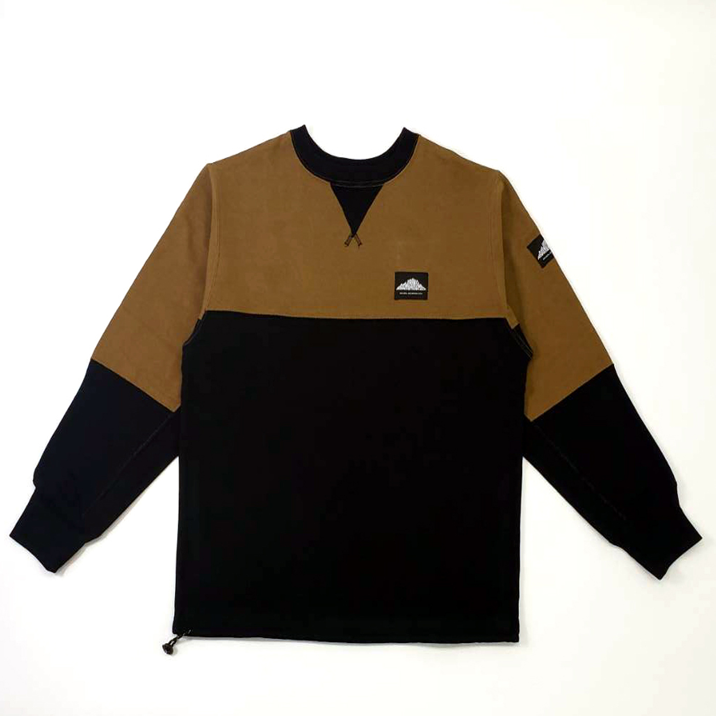 product: Evans Recycled Crew / color: BEIGE 1