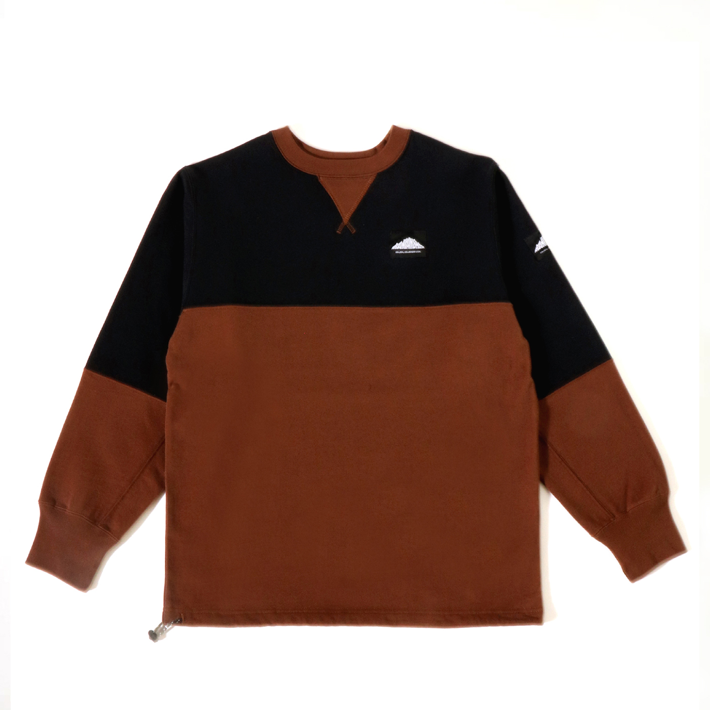 product: Evans Recycled Crew / color: BLACK 1