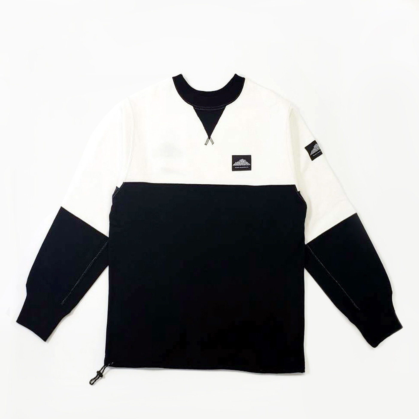 product: Evans Recycled Crew / color: OFF 1