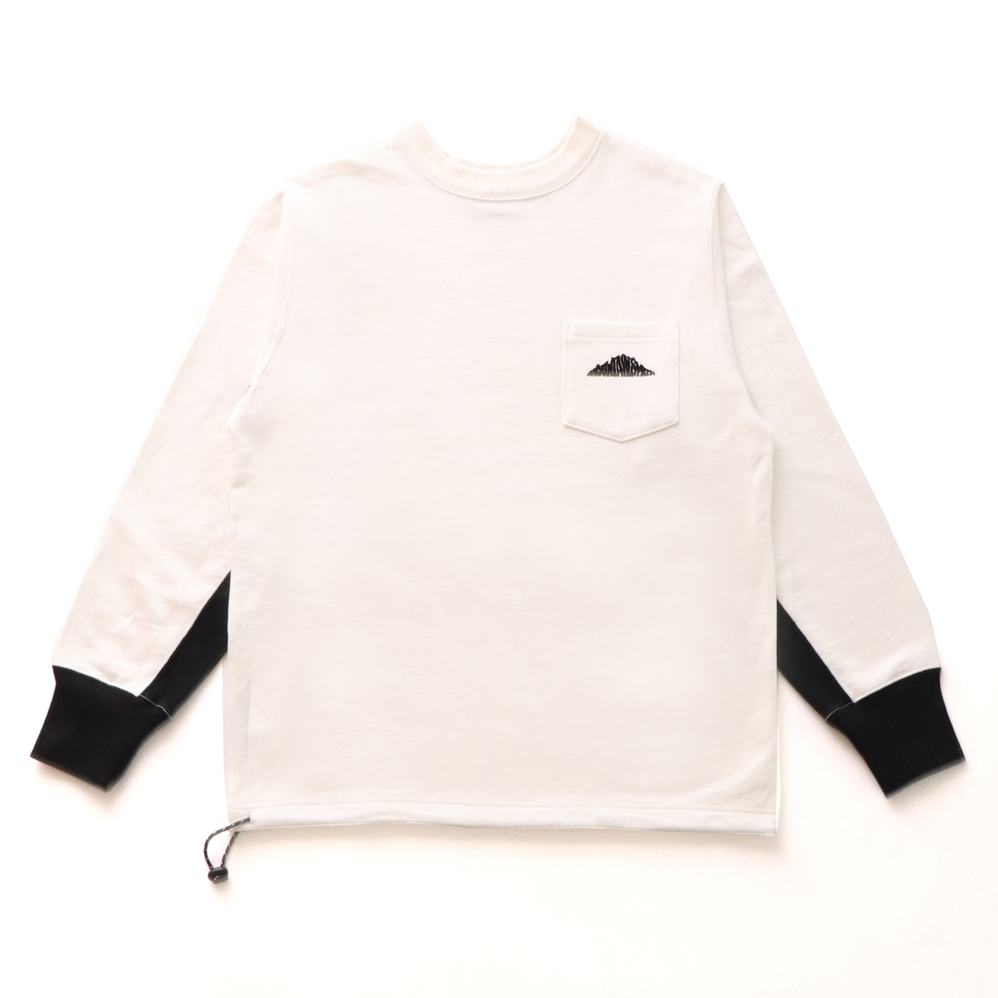 product: Granby Recycled Crew / color: OFF 1