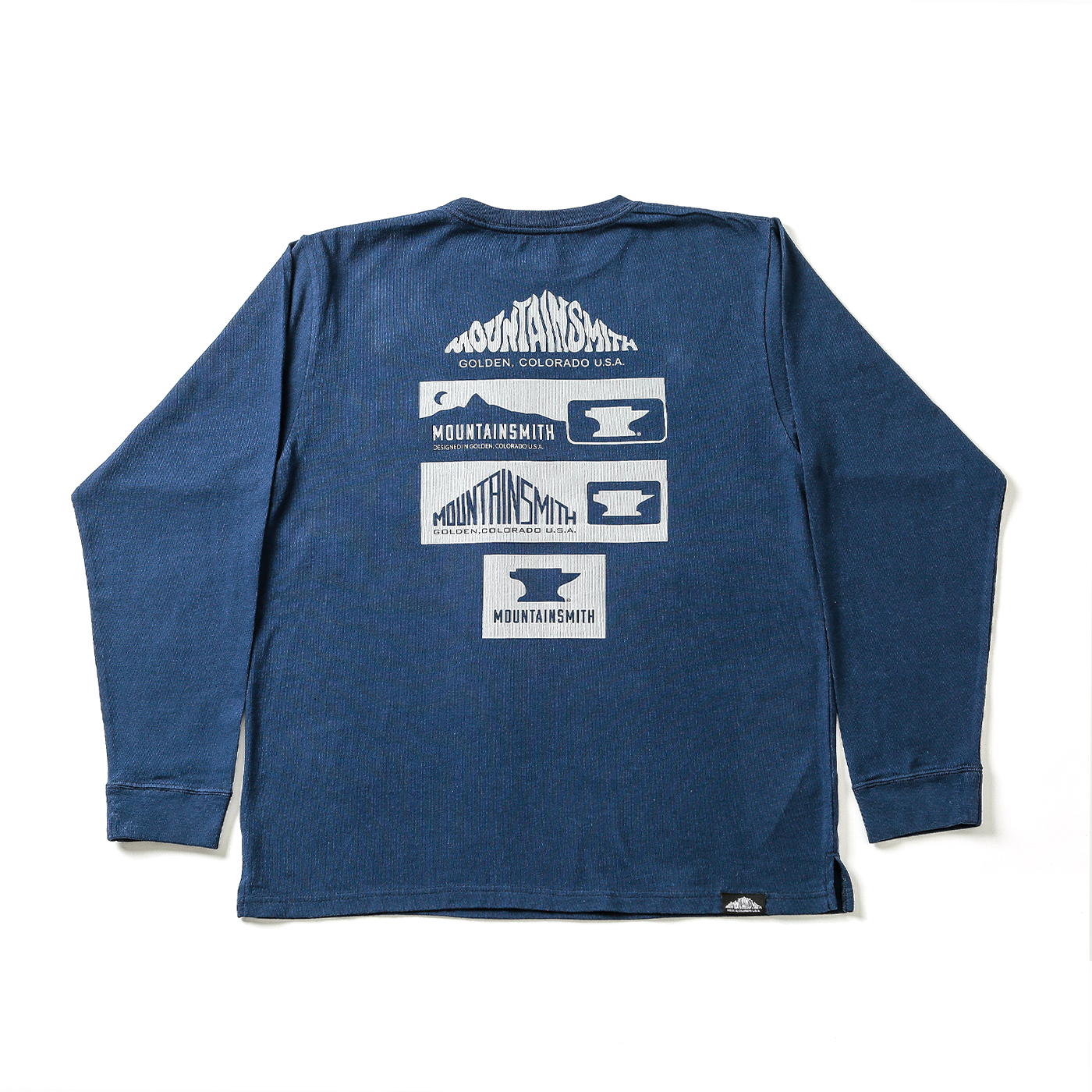 product: MS History L/S / color: NAVY 1