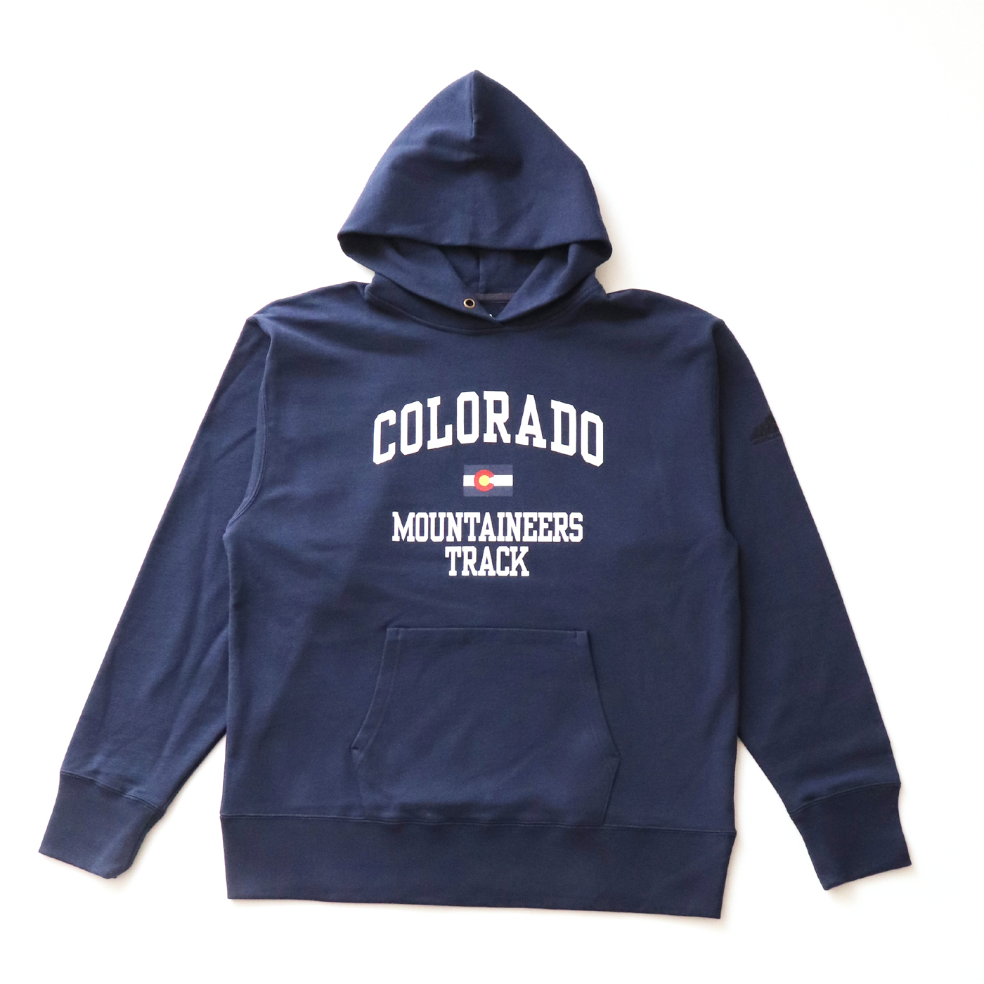 product: Mountaineers Hooded / color: NAVY 1