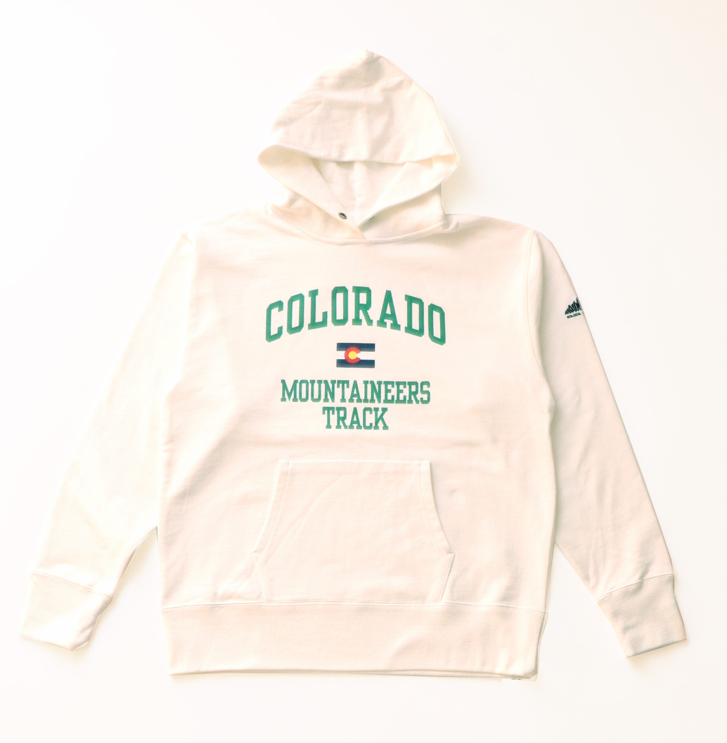 product: Mountaineers Hooded / color: OFF 1