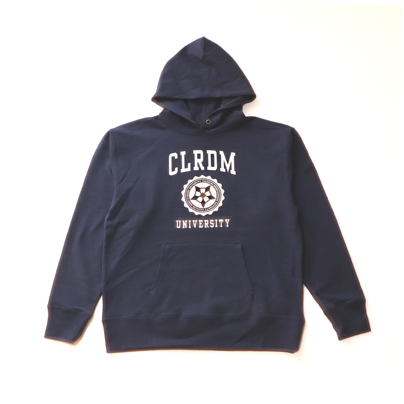product: CLRDM Hooded / color: NAVY 1