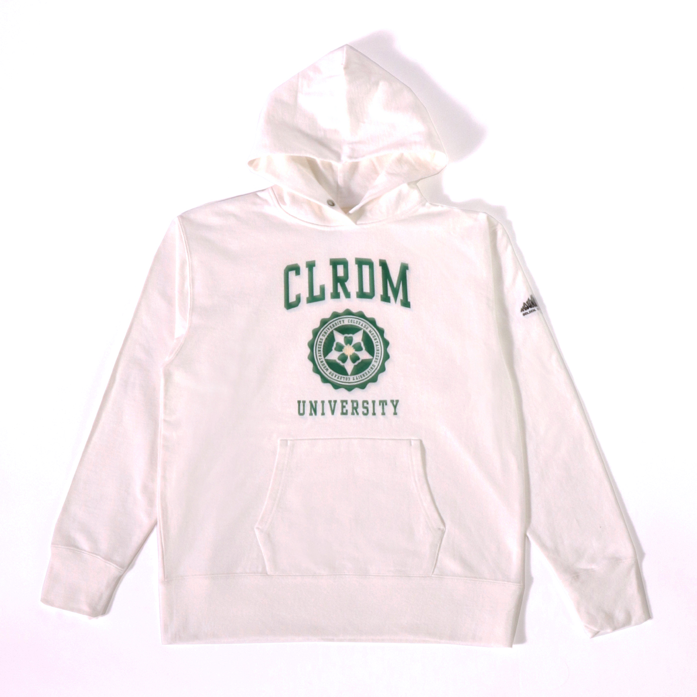 product: CLRDM Hooded / color: OFF 1