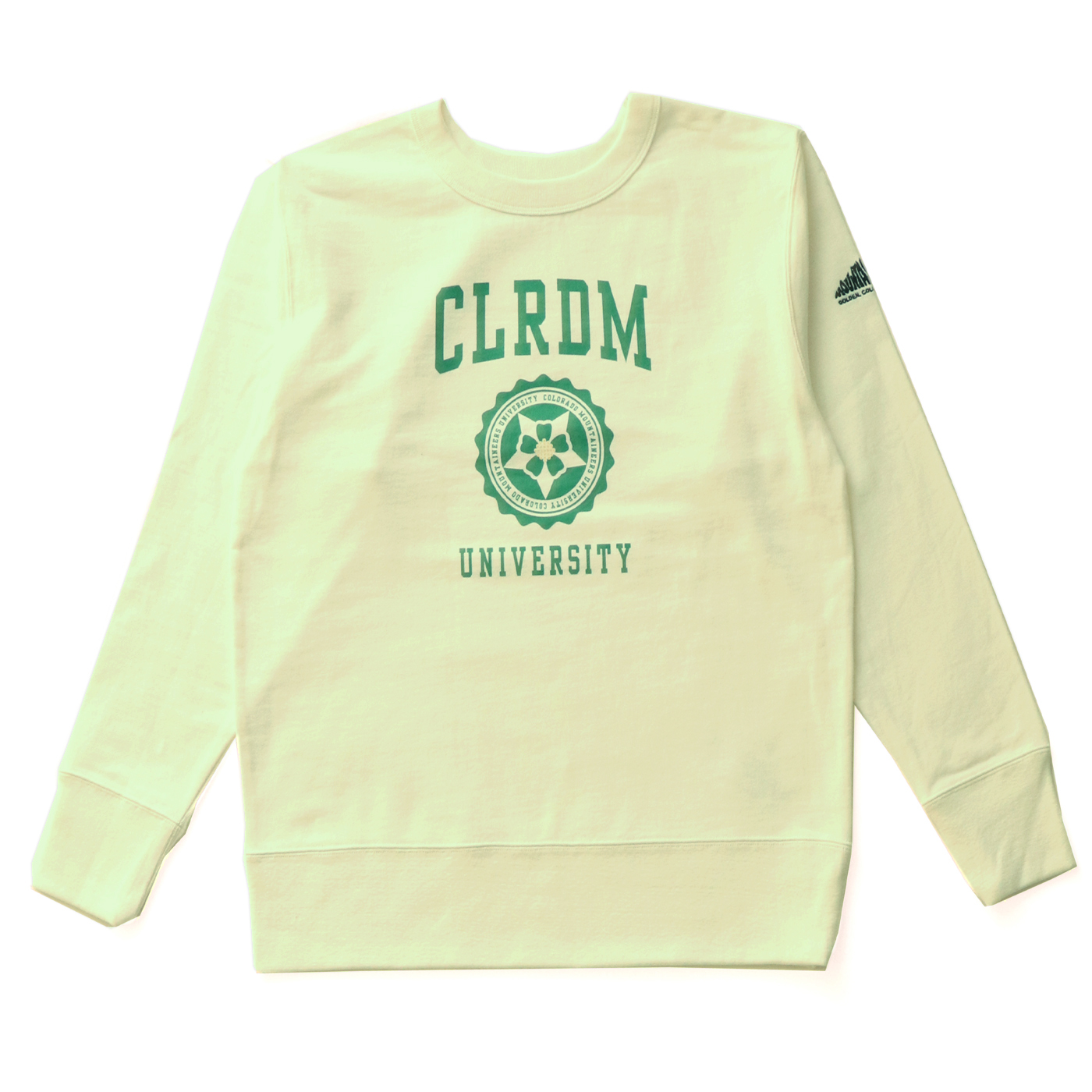product: CLRDM Crew / color: OFF 1