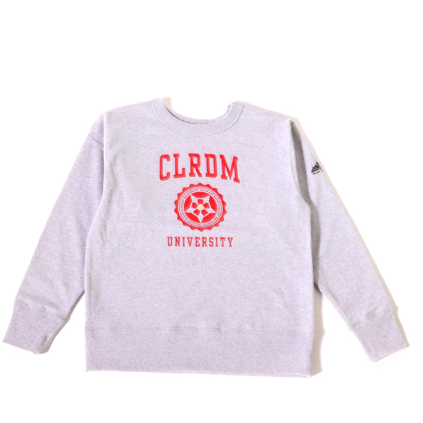 product: CLRDM Crew / color: GREY 1