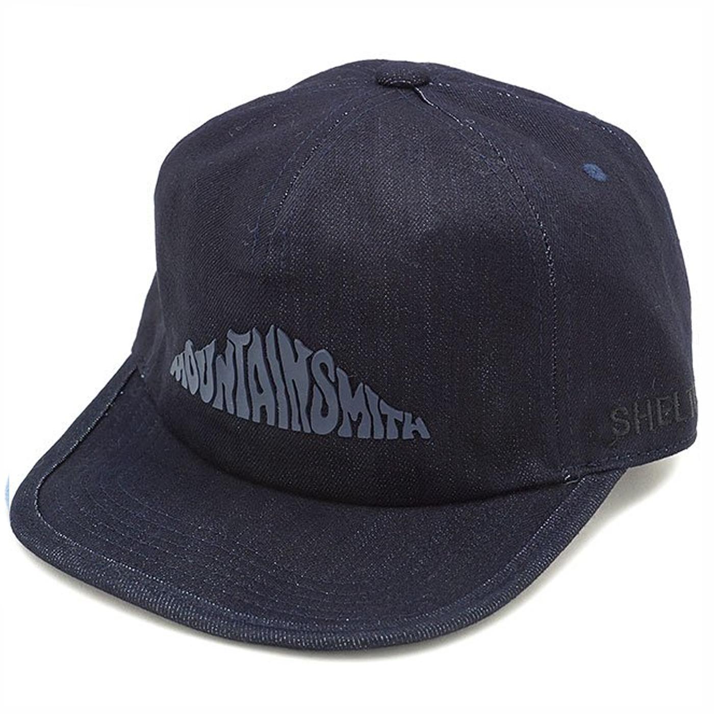product: MS SHELTECH DENIM CAP / color: BLUE 1
