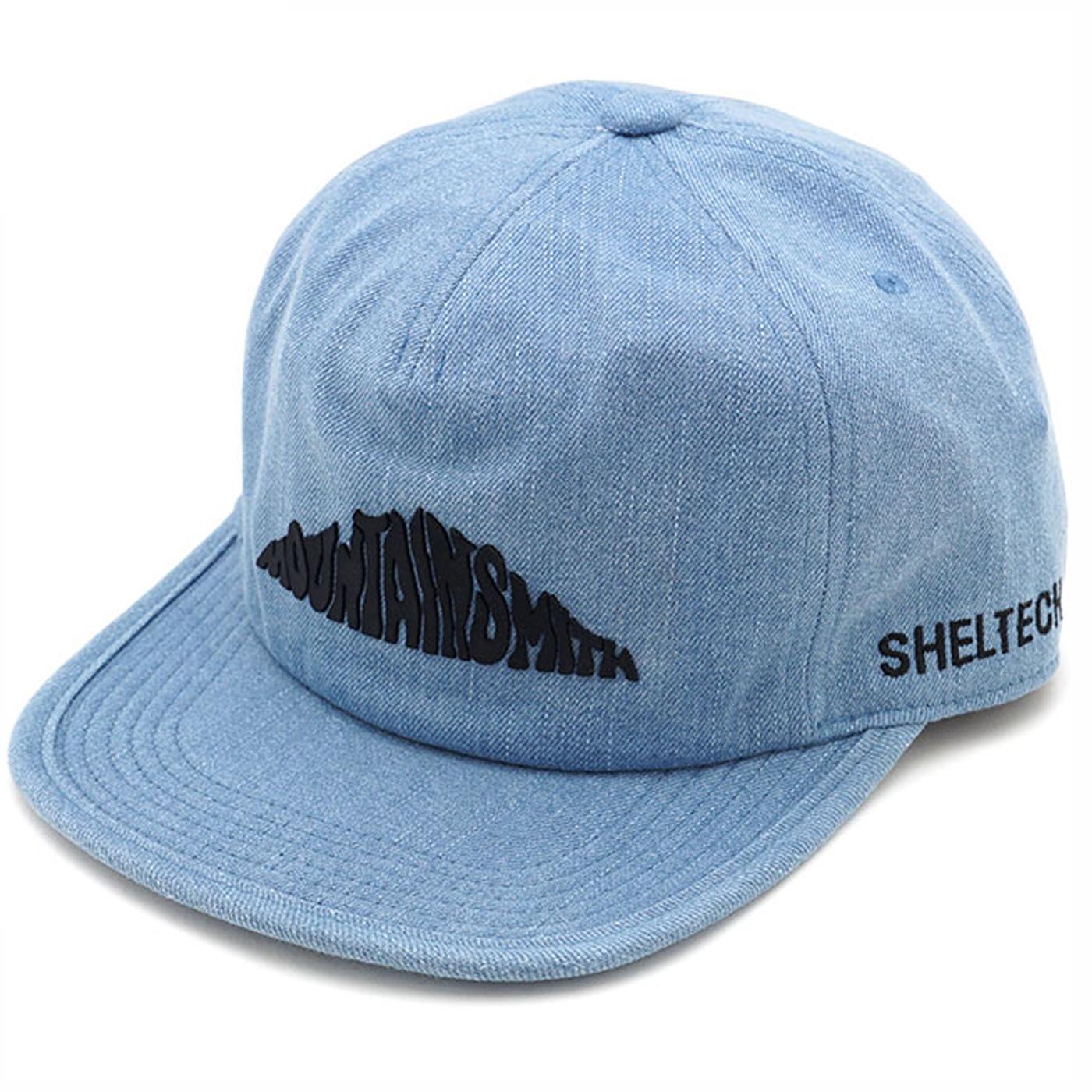 product: MS SHELTECH DENIM CAP / color: L.BLUE 1