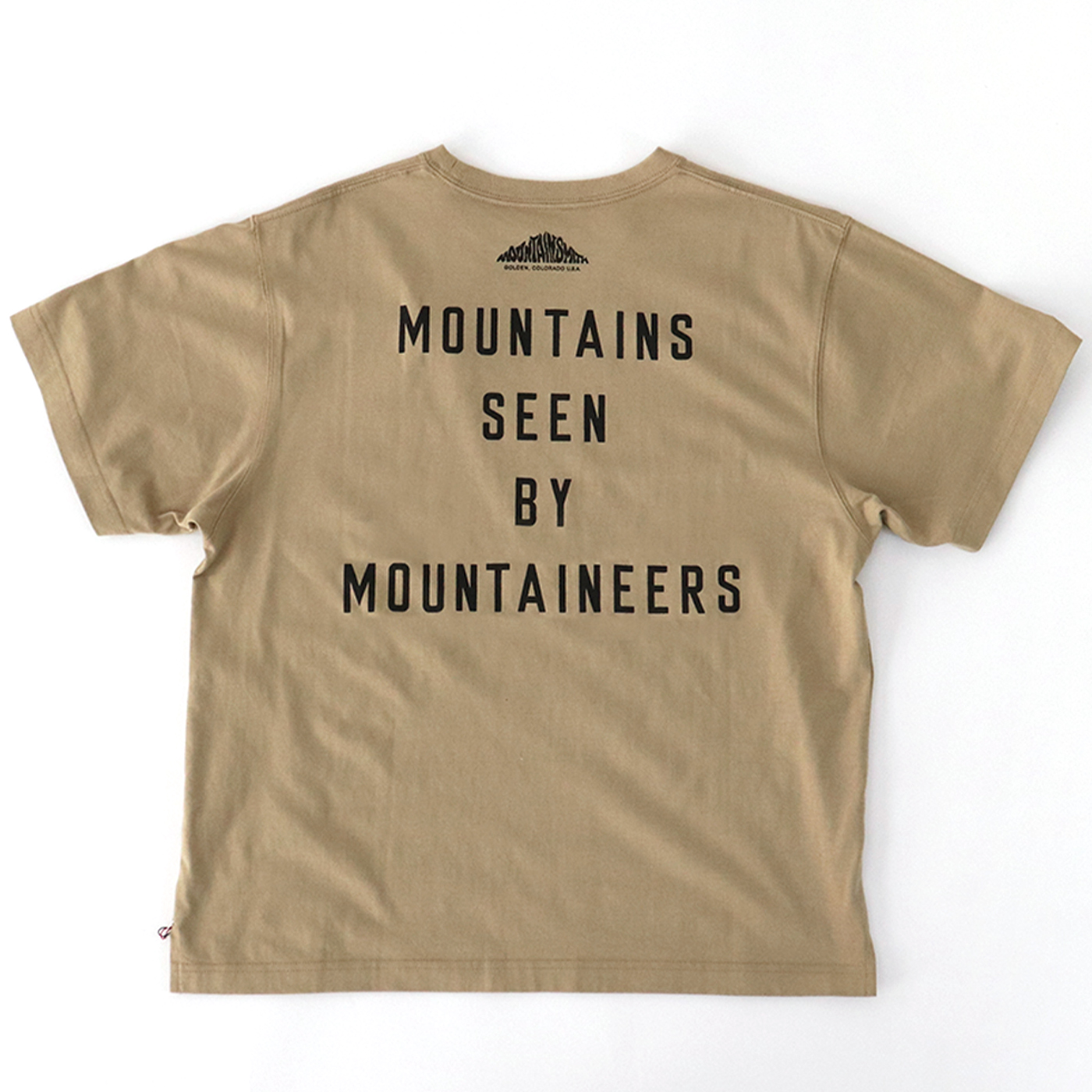 product: SEEN BY MOUNTAINEERS / color: BEIGE 2