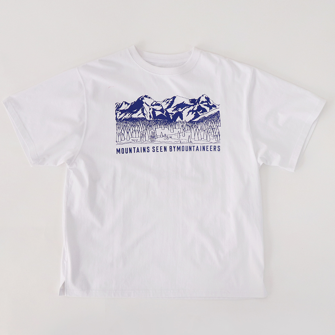 product: SEEN BY MOUNTAINEERS / color: WHITE 1
