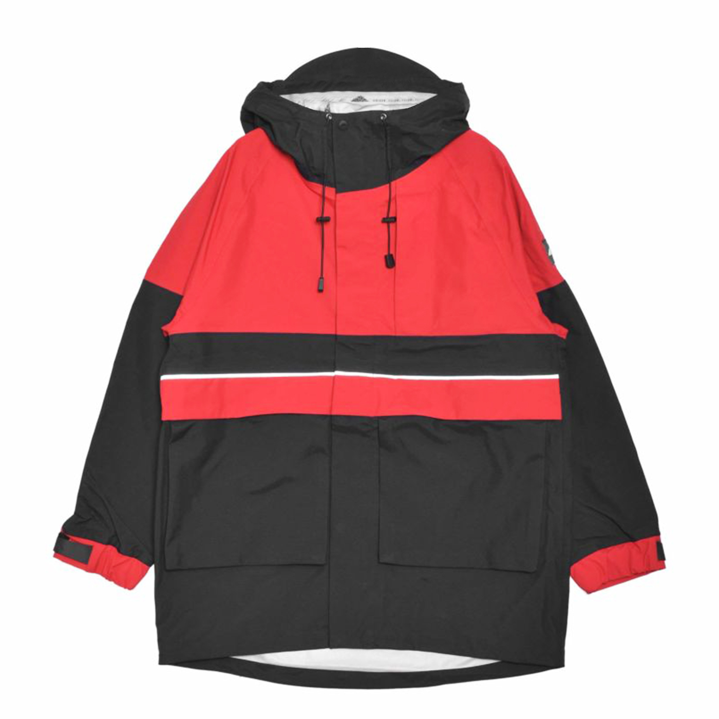 product: LONG PARKA / color: RED 1