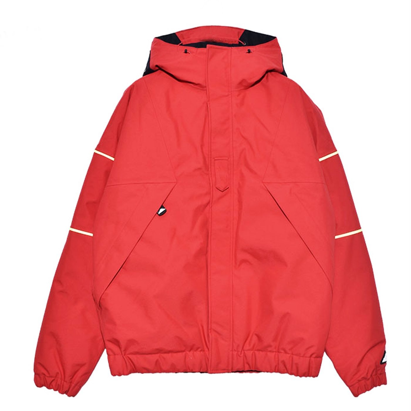 product: TRACK JACKET / color: RED 1