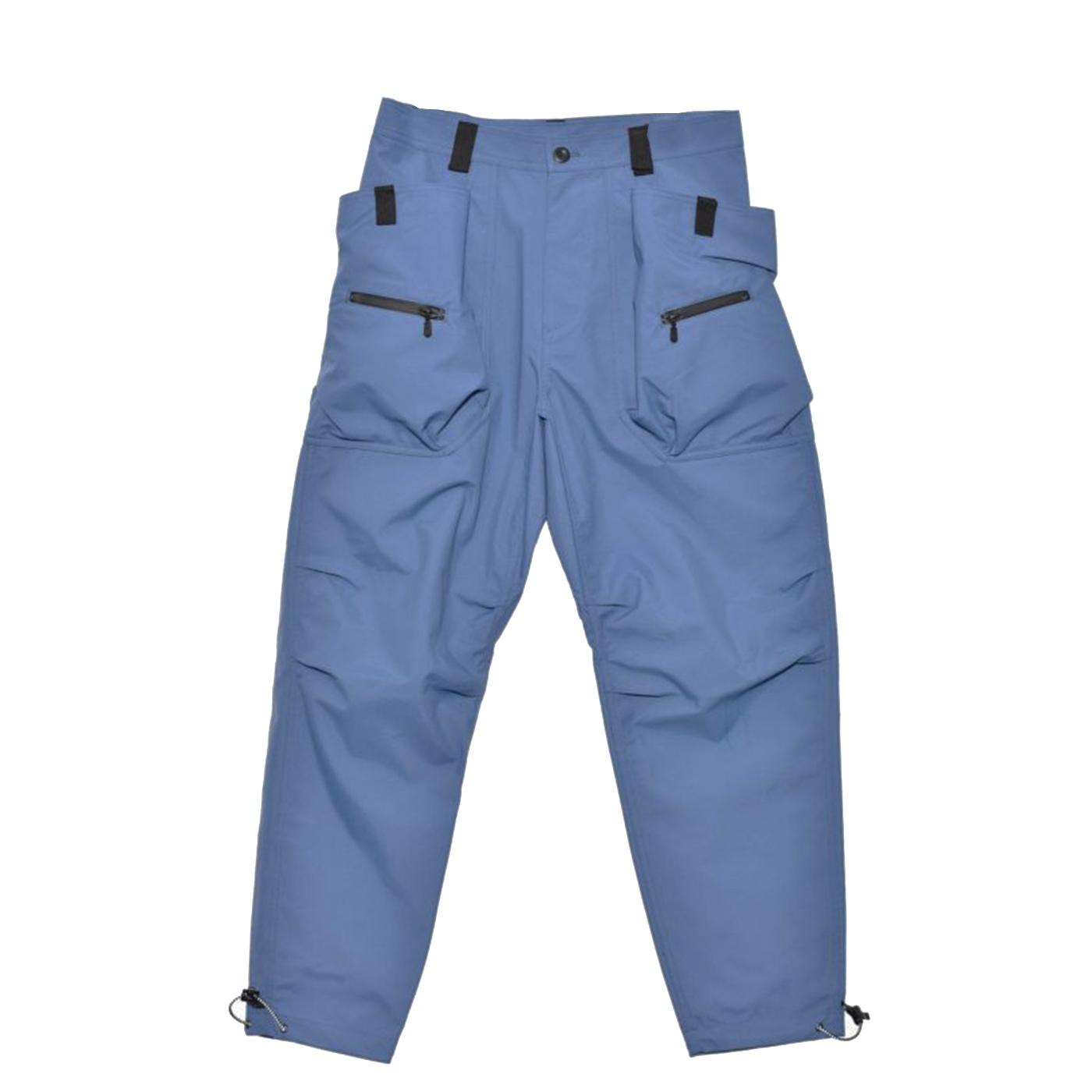 product: UTILLITY PANTS / color: BLUE 1