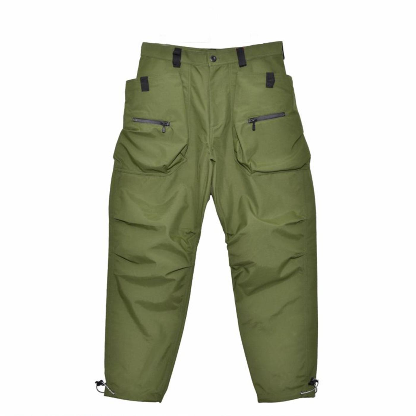 product: UTILLITY PANTS / color: KHAKI 1
