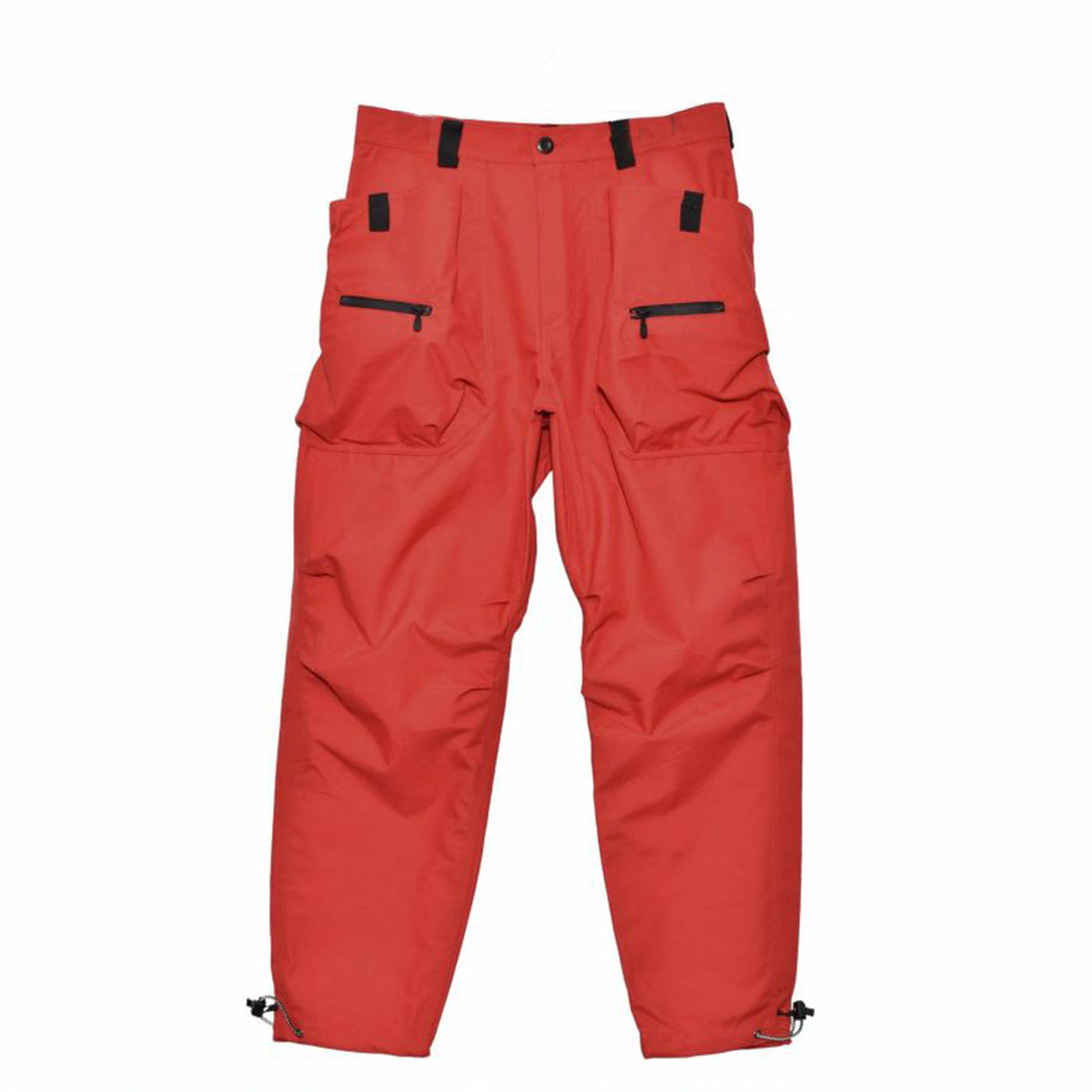 product: UTILLITY PANTS / color: RED 1