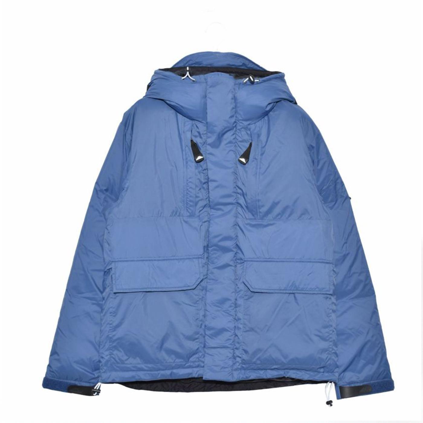 product: DOWN PARKA / color: BLUE 1