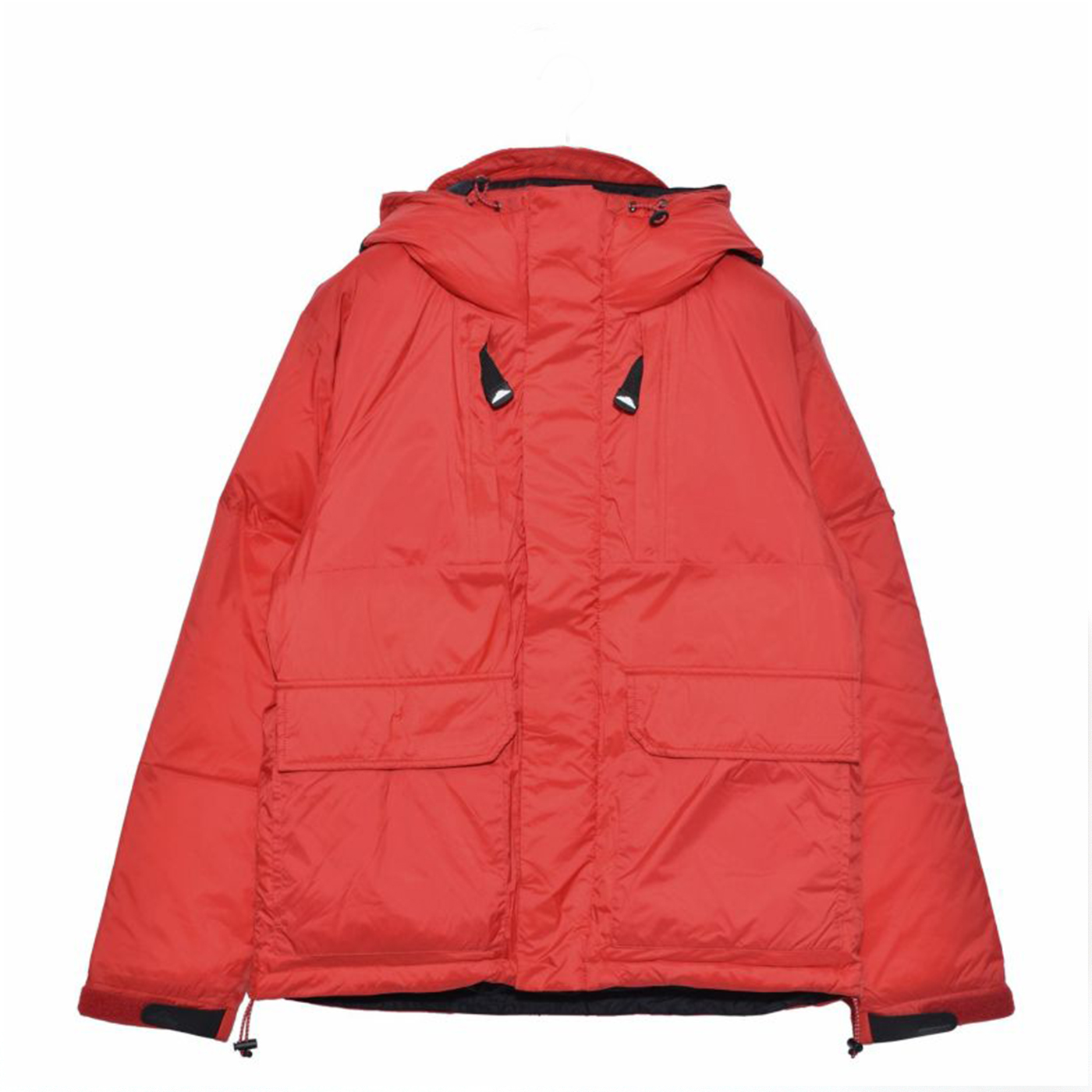 product: DOWN PARKA / color: RED 1