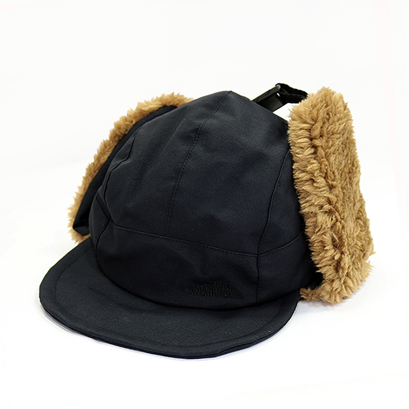 product: RE NYLON EARS CAP / color: BLACK 1